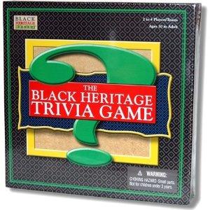 black heritage trivia