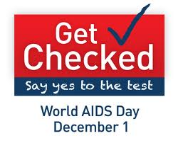 Get Educated and Get tested. The worst thing you can do is not get tested and informed on your H.I.V. status.