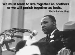 Dr. King work together or
