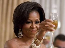 Cheers to scores and many more Birthdays to come Mrs. Obama