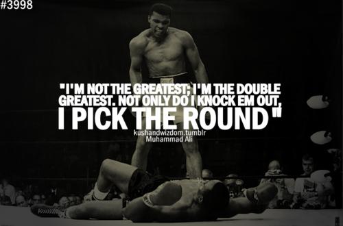 Muhammad Ali the Double Greatest