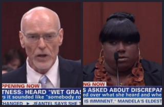 Trayvon Martin trial -west-jeantel