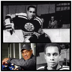 Willie O' Rhee Boston Bruins
