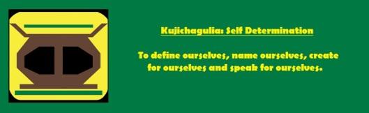 Kwanzaa 2nd day kujichagulia