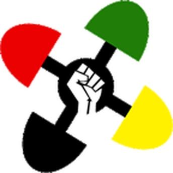 Kwanzaa Ujima pump fist