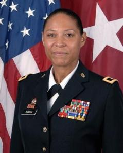 Linda Singh Baltimore Military General